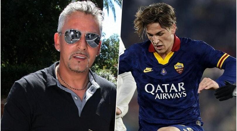 """Baggio esclusivo: """"Zaniolo, conta la volontà"""""""