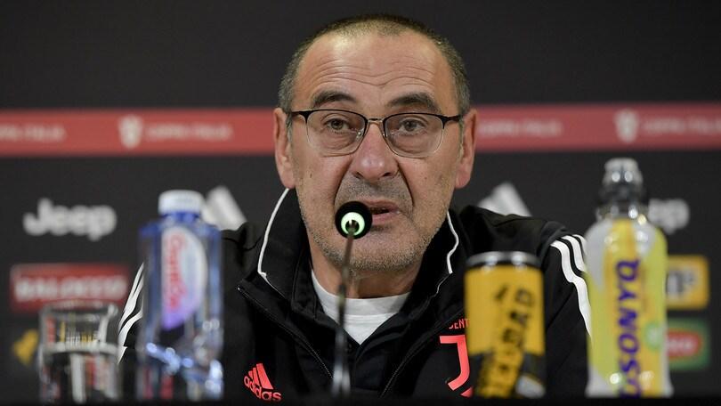 """Juve, Sarri: """"La cena? Agnelli vuole farmi conoscere i migliori ristoranti di Torino"""""""