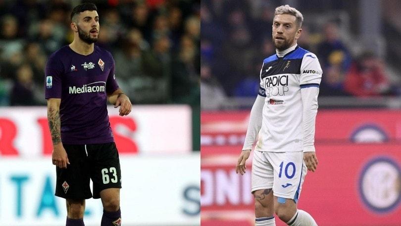 Diretta Fiorentina-Atalanta ore 15: formazioni ufficiali e come vederla in tv