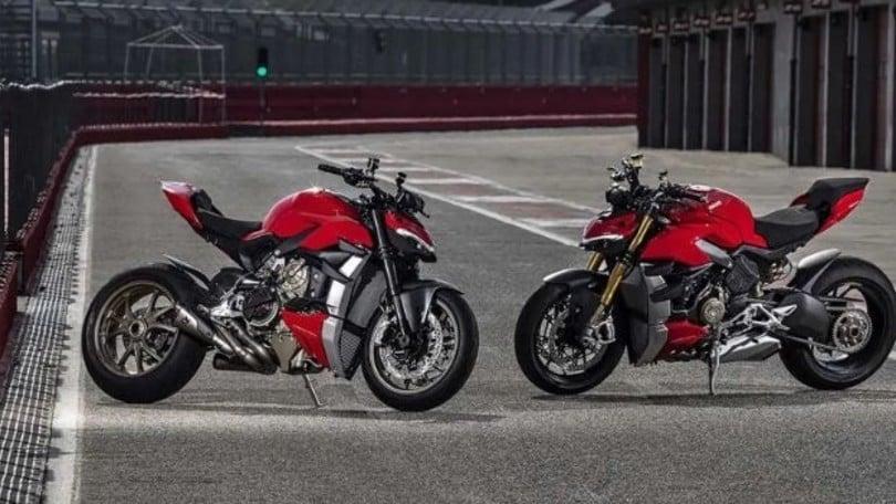 Ducati, vendite al rialzo e prenotazioni record per Streetfighter V4