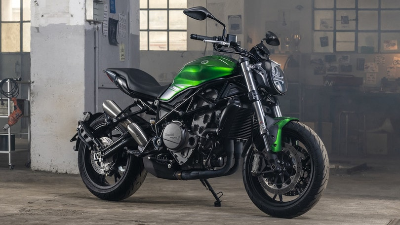 Benelli, le novità esposte al Motor Bike Expo 2020