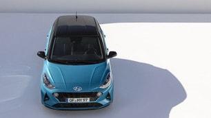 Nuova Hyundai i10: Foto