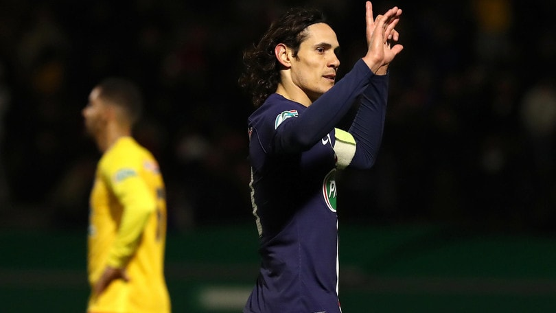 """""""PSG, Cavani verso l'addio: l'Atletico Madrid fa sul serio"""""""