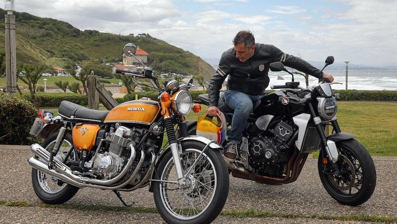 Honda CB: un viaggio nella storia