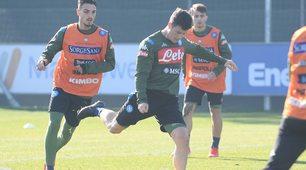 Napoli, Demme è carico: Gattuso può sorridere