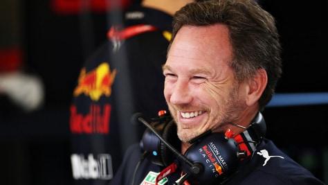 F1, Horner: