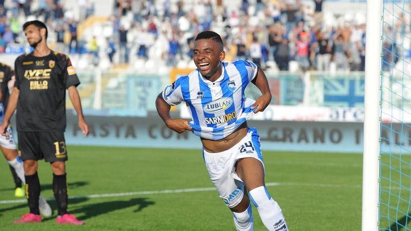 Lecce, nel mirino c'è il centrocampista del Pescara Machin
