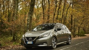 Nissan Leaf e+: foto