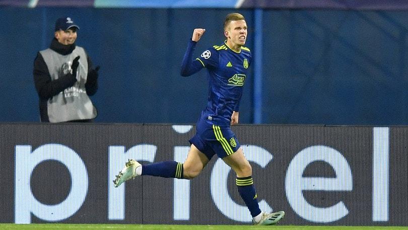 Milan si avvicina Dani Olmo: