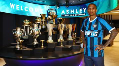Young all'Inter: è ufficiale