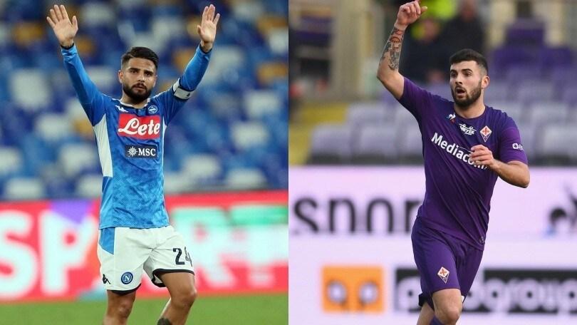 Diretta Napoli Fiorentina Ore 20 45 Formazioni Ufficiali E Come Vederla In Tv Corriere Dello Sport