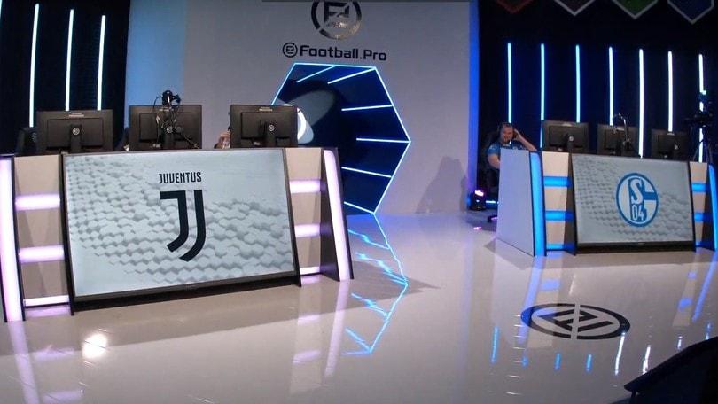 Esports: la Juventus batte lo Schalke 04!