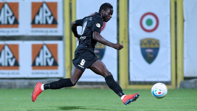 Serie C Picerno-Viterbese 0-1: Tounkara. Cesena-V. Verona 3-3