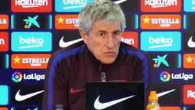 """Inter, senti Setién: """"Vidal? Tatticamente disordinato..."""""""