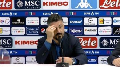 """Gattuso: """"Cosa ho dato al Napoli? Nulla..."""""""