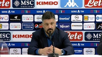"""Gattuso: """"E' giusto che ci metta il faccione.."""""""