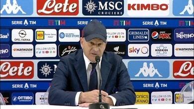 """Iachini: """"Fiorentina compatta e con il giusto atteggiamento"""""""