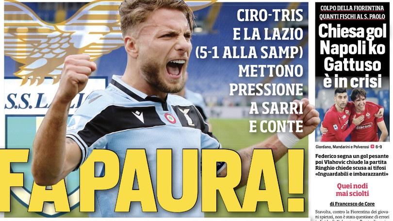 """""""Fa paura"""". Napoli, tutti in ritiro"""