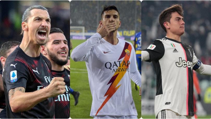 Serie A, tutte le probabili formazioni della 20ª giornata