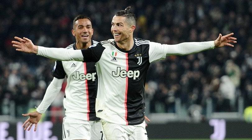 Juve-Parma 2-1: Ronaldo show, che doppietta! L'Inter scivola a -4