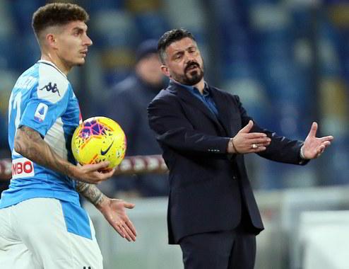 Furia Gattuso, processo al Napoli. E sulle voci di dimissioni...