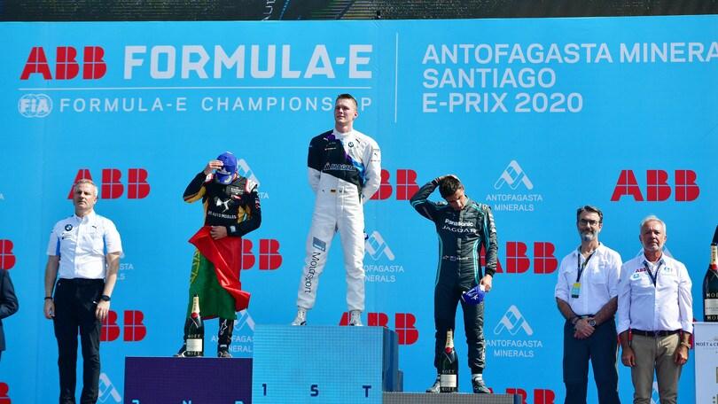 Formula E ePrix Cile, Guenther vince la prima gara del 2020