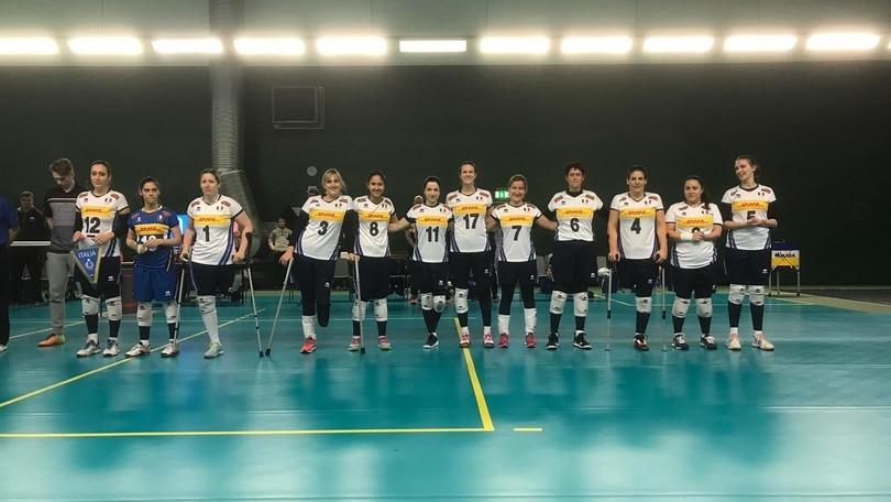 Sitting Volley: Italia seconda ai Pajulahti Games
