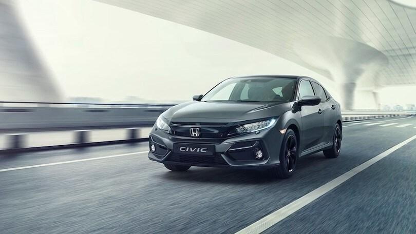 Honda Civic 2020, clima e infotainment più funzionali