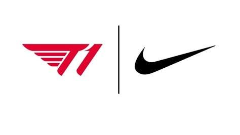 Nike protagonista negli Esports: al via la collaborazione con T1!