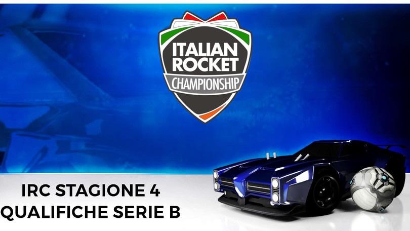Al via la quarta stagione dei campionati italiani IRC di Rocket League