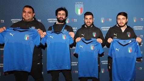 eEuro 2020: ecco i nomi dei 4 azzurri!