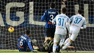 Atalanta, super gol di Ilicic! Ma Petagna e Valoti fanno volare la Spal