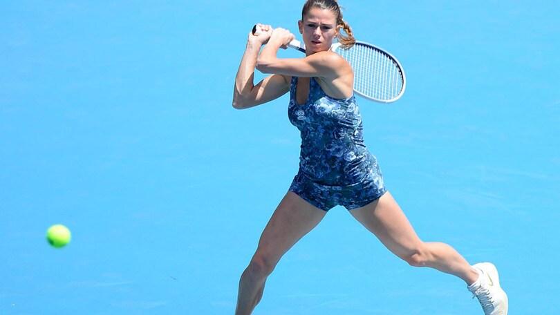 Australian Open, Giorgi passa il turno. Fuori la Sharapova