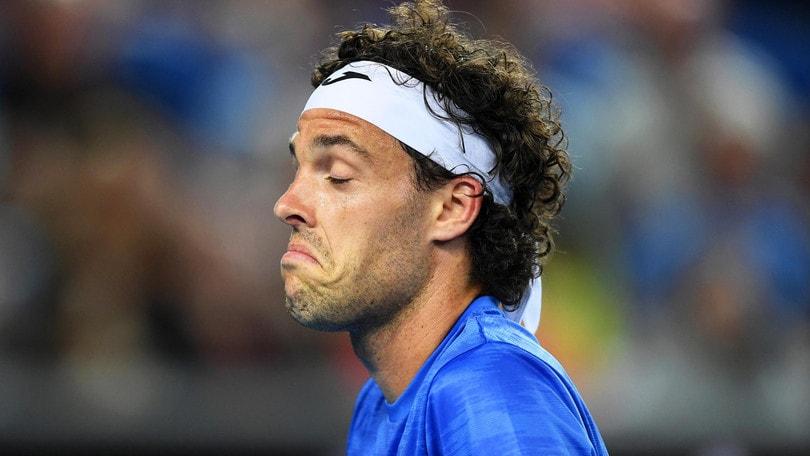 Australian Open, Cecchinato eliminato da Zverev