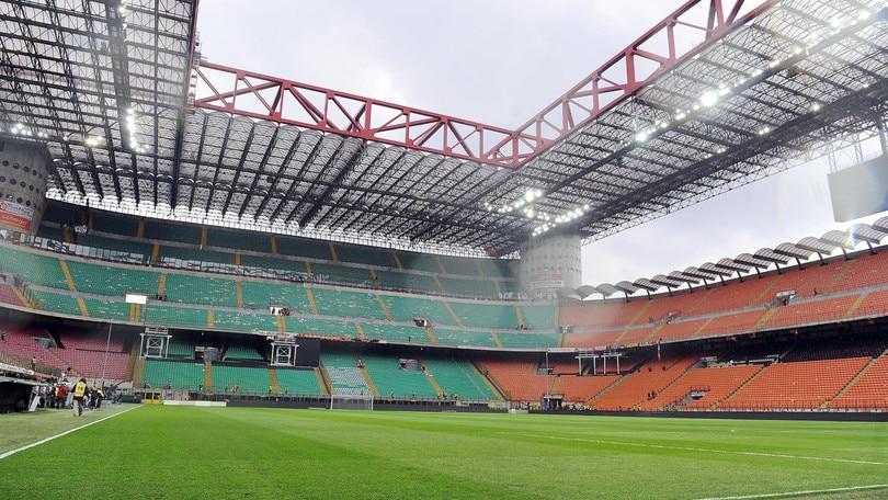 Inter e Milan: ok al parziale mantenimento di San Siro
