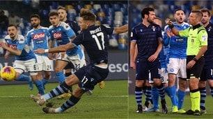 Insigne fa risorgere il Napoli: Lazio battuta 1-0 in Coppa Italia