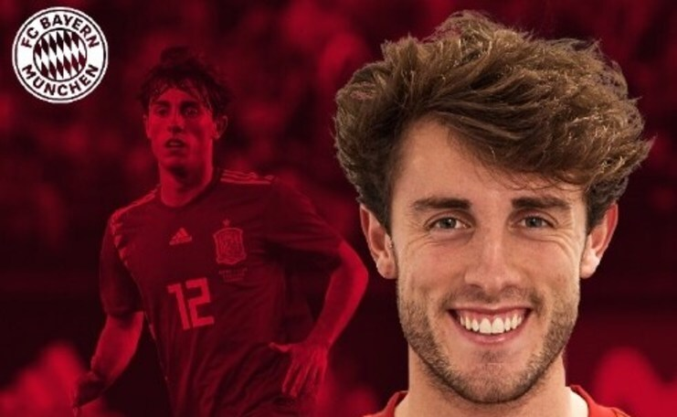 Odriozola dal Real al Bayern: ufficiale