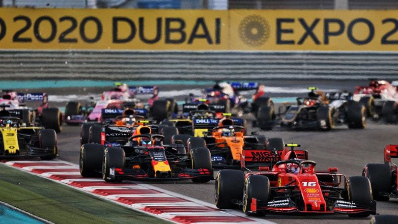 #WeRaceAsOne, la F1 lancia l'iniziativa a sostegno della lotta al Covid