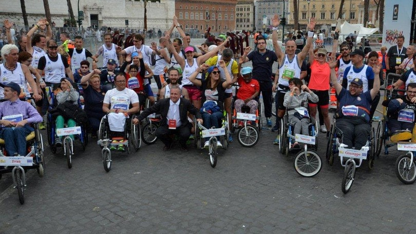 Insiemeper...all'Acea Run Rome The Marathon
