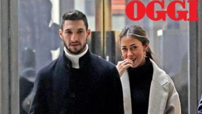 Politano scoperto dalla moglie: flirt con Ginevra Sozzi, ex di Dybala