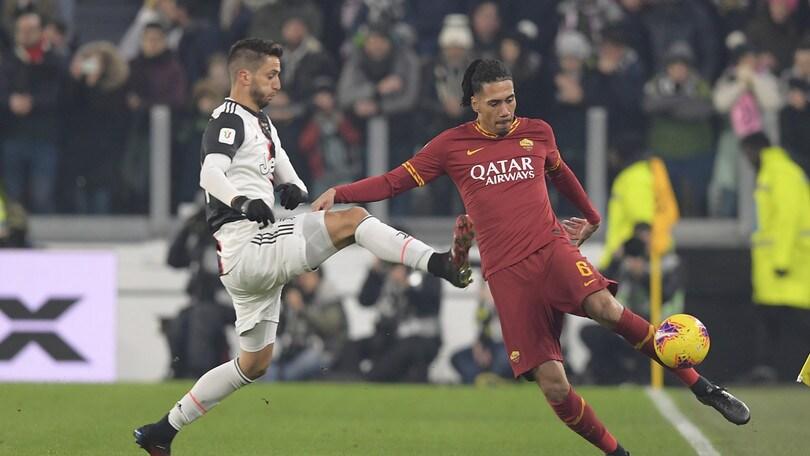 Juve-Roma 3-1, il tabellino