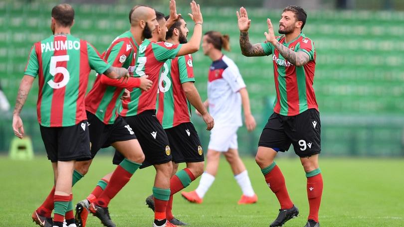Coppa Italia di Serie C, 0-0 a Catania: in finale va la Ternana