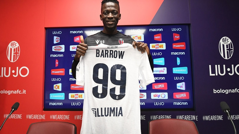 Bologna, Barrow si presenta: