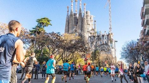La Zurich Maratò Barcelona percorre la
