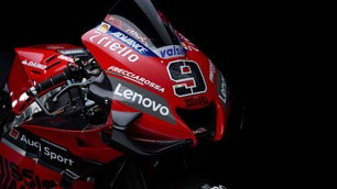 MotoGP: ecco le immagini della Ducati 2020