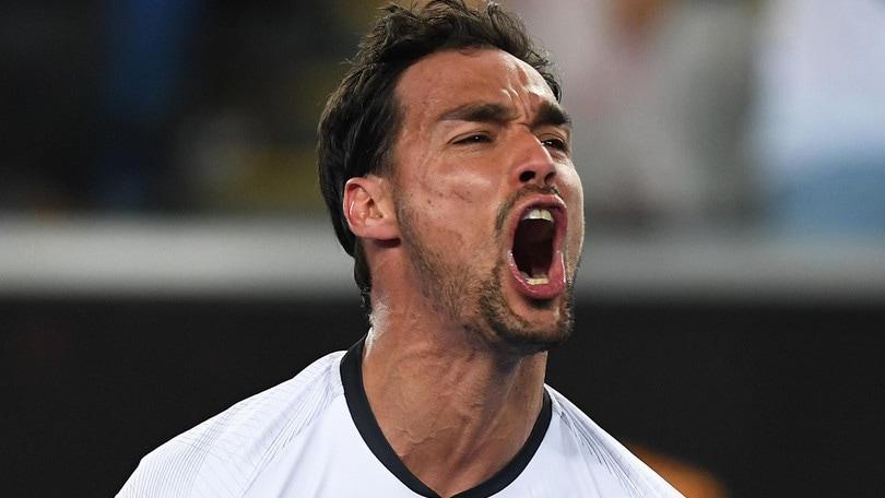Fognini super: stende Pella e vola agli ottavi di Australian Open