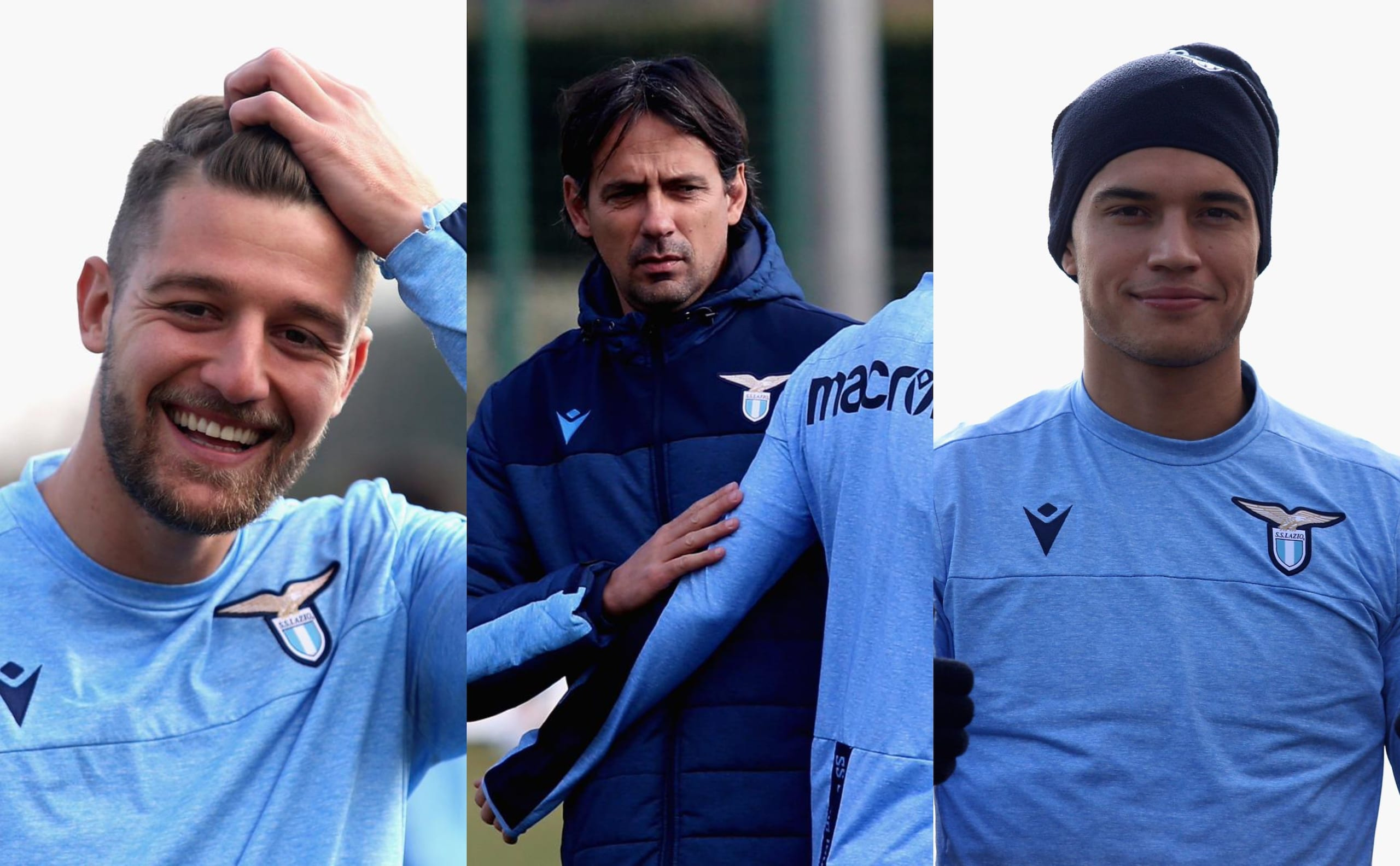 Lazio, preparazione derby: sorrisi e intensità in vista della Roma
