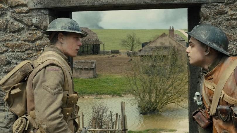 1917, al cinema l'affresco bellico di Sam Mendes