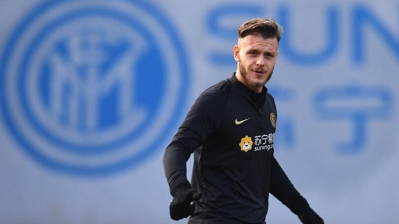 Dimarco dall'Inter al Verona in prestito: è ufficiale