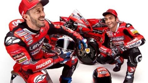 Motorola partner di Ducati Corse
